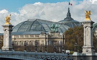 מוזיאון הגרנד פלה פריז - Grand Palais