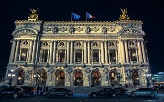 חיי לילה בפריז
