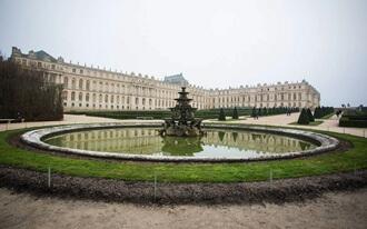 ארמונות בפריז