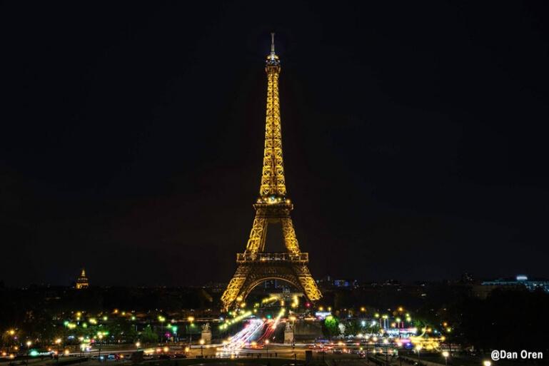 מגדל מונפרנאס - Tour Montparnasse