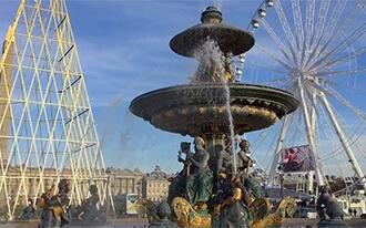 כיכר הקונקורד - Place de la Concorde