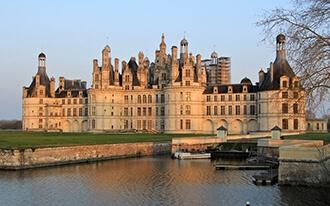 טיול לעמק הלואר - Val de Loire