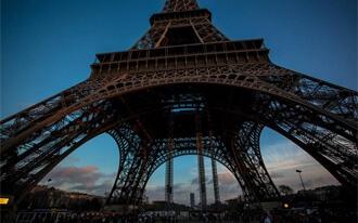 נקודות חן בפריז